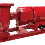 Bell&Gossett Horizontal End Suction Pump